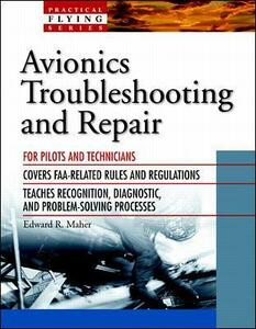 Avionics Troubleshooting and Repair - Edward R. Maher - cover