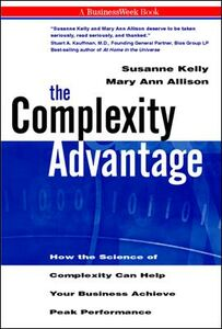 Ebook in inglese The Complexity Advantage Allison, Mary Ann , Kelly, Susanne