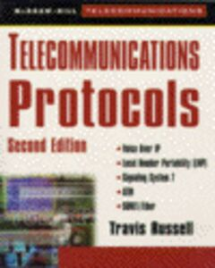 Ebook in inglese Telecommunications Protocols Russell, Travis