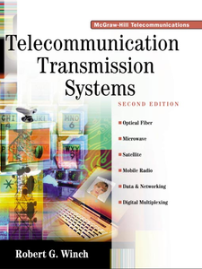 Ebook in inglese Telecommunications Transmission Systems Winch, Robert G.