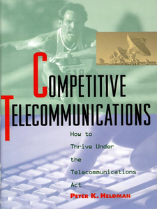 Ebook in inglese Competitive Telecommunications Heldman, Peter K.