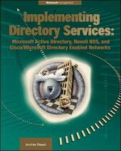 Implementing Directory Services