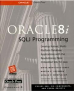 Ebook in inglese Oracle8i SQLJ Programming Momplaisir, Gerald , Morisseau-Leroy, Nirva , Solomon, Martin