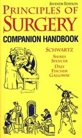 Principles of Surgery, Companion Handbook
