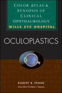 Oculoplastics: Color Atlas & Synopsis of Clinical Ophthalmology (Wills Eye Hospital Series) - Robert B. Penne - cover