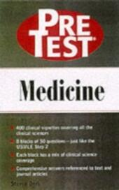 Medicine: PreTest Self-Assessment and Review