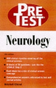 Ebook in inglese Neurology: PreTest Self-Assessment and Review Elkind, Mitchell