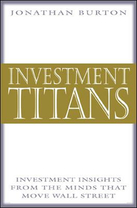 Ebook in inglese Investment Titans Burton, Jonathan