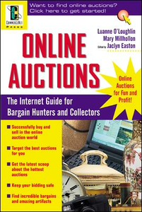 Ebook in inglese Online Auctions Easton, Jaclyn , Millhollon, Mary , O'Loughlin, Luanne