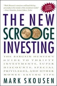 Ebook in inglese The New Scrooge Investing Skousen, Mark