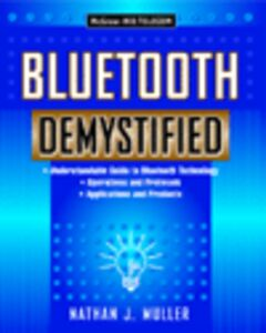 Ebook in inglese Bluetooth Demystified Muller, Nathan J.