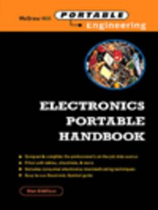 Ebook in inglese Electronics Portable Handbook Gibilisco, Stan