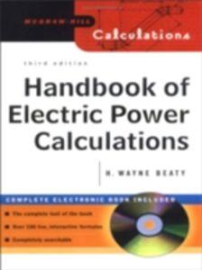 Ebook in inglese Handbook of Electric Power Calculations Beaty, H. Wayne