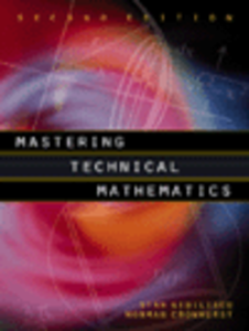 Ebook in inglese Mastering Technical Mathematics Crowhurst, Norman H. , Gibilisco, Stan