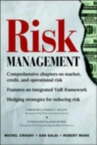 Foto Cover di Risk Management, Ebook inglese di AA.VV edito da McGraw-Hill Education