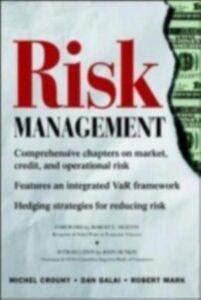 Ebook in inglese Risk Management Crouhy, Michel , Galai, Dan , Mark, Robert