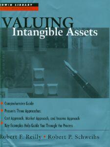Foto Cover di Valuing Intangible Assets, Ebook inglese di Robert F. Reilly,Robert P. Schweihs, edito da McGraw-Hill