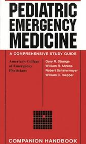 Pediatric Emergency Medicine Companion Handbook
