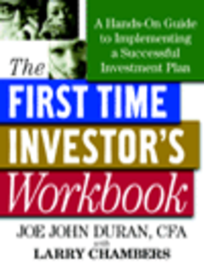 Ebook in inglese First Time Investor's Workbook Chambers, Larry , Duran, Joe John