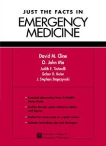 Ebook in inglese Just the Facts in Emergency Medicine Cline, David M. , Ma, O. John
