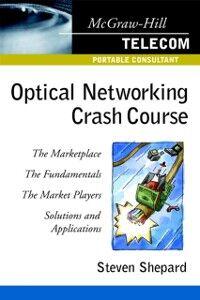 Ebook in inglese Optical Networking Crash Course Shepard, Steven