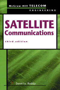 Ebook in inglese Satellite Communications Roddy, Dennis