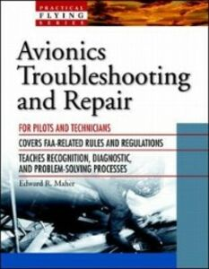Ebook in inglese Avionics Troubleshooting and Repair Maher, Edward