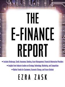 Ebook in inglese The E-Finance Report Zask, Ezra