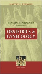 Ebook in inglese Benson & Pernoll's Handbook of Obstetrics & Gynecology Pernoll, Martin