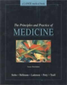 Ebook in inglese Principles and Practice of Medicine Hellmann, David , Ladenson, Paul , Petty, Brent , Stobo, John