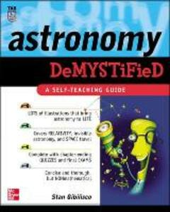 Astronomy Demystified - Stan Gibilisco - cover