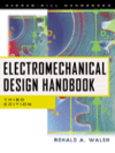 Ebook in inglese Electromechanical Design Handbook Walsh, Ronald A.