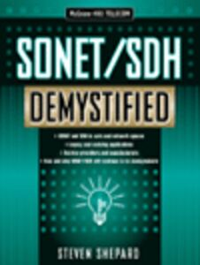 Ebook in inglese SONET / SDH Demystified Shepard, Steven