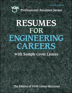 Ebook in inglese Resumes for Engineering Careers Editors of VGM Career Books