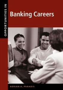 Ebook in inglese Opportunities in Banking Careers Paradis, Adrian