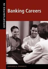 Opportunities in Banking Careers