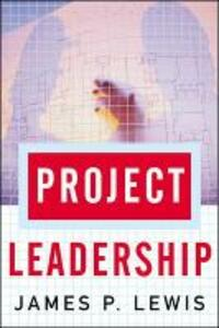Project Leadership - James P. Lewis - cover
