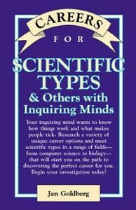 Foto Cover di Scientific Types & Others with Inquiring Minds, Ebook inglese di Jan Goldberg, edito da McGraw-Hill Education