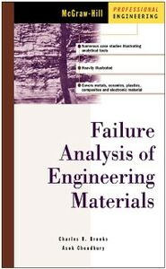 Foto Cover di Failure Analysis of Engineering Materials, Ebook inglese di Charles Brooks,Ashok Choudhury, edito da McGraw-Hill Education