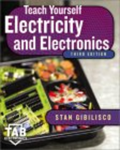 Ebook in inglese Teach Yourself Electricity and Electronics Gibilisco, Stan