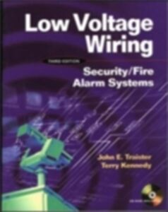 Ebook in inglese Low Voltage Wiring: Security/Fire Alarm Systems Kennedy, Terry , Traister, John