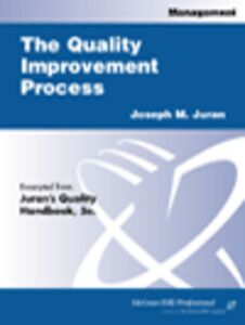 Ebook in inglese The Quality Improvement Process Juran, Joseph M.