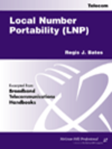 Ebook in inglese Local Number Portability (LNP) Bates, Regis J.