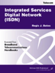 Ebook in inglese Integrated Services Digital Network (ISDN) Bates, Regis J.