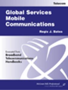 Ebook in inglese Global Services Mobile Communications Bates, Regis J.