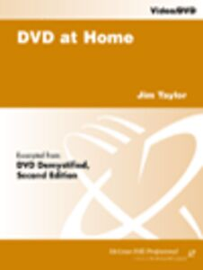 Ebook in inglese DVD At Home Taylor, Jim