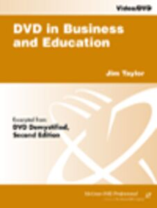 Ebook in inglese DVD in Business and Education Taylor, Jim