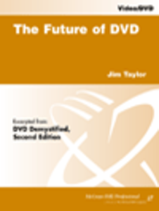 Ebook in inglese The Future of DVD Taylor, Jim