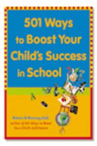 Ebook in inglese 501 Ways to Boost Your Child's Success in School Ramsey, Robert D.