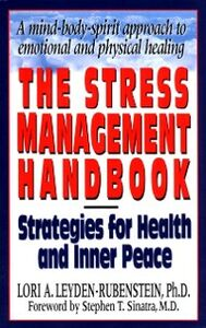 Ebook in inglese Stress Management Handbook Leyden-Rubenstein, Lori